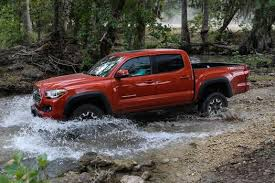 toyota trucks tacoma all 2016 toyota tacoma voted mid size truck of by