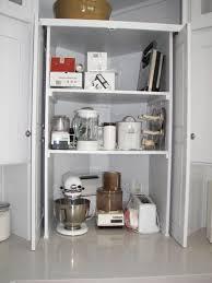 cabinet doors that slide back 25 best appliance cupboard images on pinterest kitchen ideas
