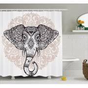 Animal Shower Curtains Animal Shower Curtains
