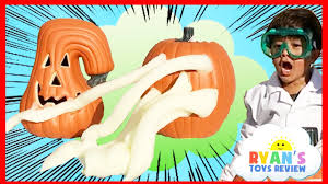 oozing pumpkin halloween fun and easy science experiments for kids