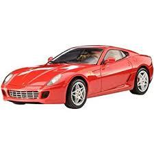 revell california amazon com revell 07310 1 24 599 gtb fiorano toys
