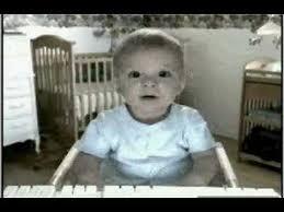 Etrade Baby Meme - the original e trade baby commercial e trade baby pinterest
