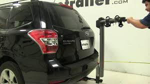 Subaru Forester 2014 Roof Rack by Review Of The Yakima Hitch Bike Racks On A 2014 Subaru Forester