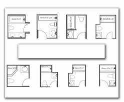 bathroom layout designs 6x8 bathroom layout home design ideas and pictures