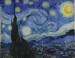 Nightmare Before Christmas Decorations Halloween Van Gogh Famous Artist U0027s First Last And Most Popular Paintings Part 1