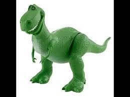 disney toy story battlesaurs rex dinosaur figure toys kids