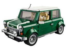 mini cooper lego 10242 автомобиль mini cooper lego