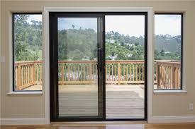 Pet Ready Exterior Doors by Patio Doors Sliding Patio Door Company Yhic
