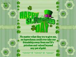 happy st patrick day quotes gifs and messages