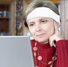 cooling headband headache helper neck and forehead cooling headband for