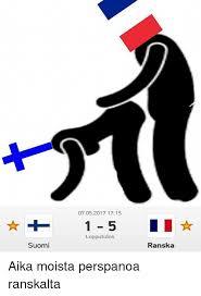 Suomi Memes - suomi 07052017 1715 lopputulos ranska aika moista perspanoa