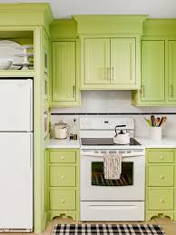 How To Paint Your Kitchen Cabinets Like A Professional Painting Kitchen Appliances Pictures U0026 Ideas From Hgtv Hgtv