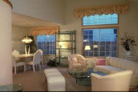 Window Treatments Dining Room How To Match Window Treatments For An L Shaped Living Room