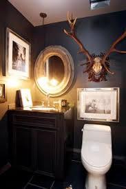 Man Bathroom Ideas Colors What A Funky Powder Room I Love It Bathrooms Pinterest