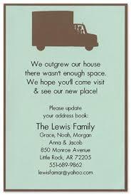 beautiful custom housewarming invitation card and announcement