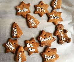gingerbread decorations fm