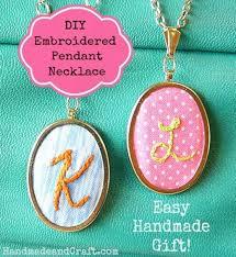 25 unique diy initial necklace ideas on diy jewelry