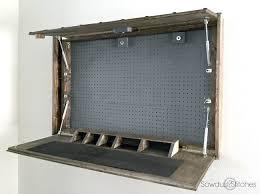 Building A Gun Cabinet Genius Diy Gun Cabinet Bob Vila