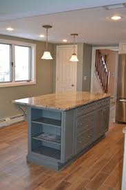 island for small kitchen ideas diy kitchen island from stock cabinets diy home diy