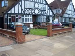 front garden wall designs prodigious ideas whatiswix home 2