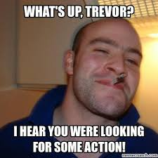 Trevor Meme - gay action