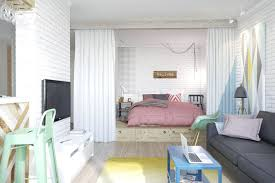 small russian studio apartment 500 square feet in pastel cococozy