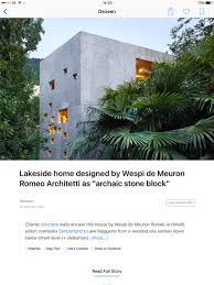 houses of light facebook dezeen now available in newly launched apple news app