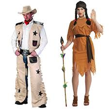 his and hers costumes aesthetic official hde his hers cowboys indians
