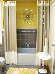 Gray And Yellow Bathroom Rugs Bathrooms Endearing Yellow And Gray Bathroom On Red Bathroom