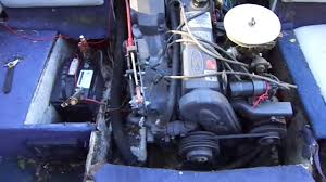 2 3 omc engine and outdrive 88 bayliner capri youtube
