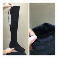 womens thigh high boots size 11 stretch faux suede slim thigh high boots black brown gray
