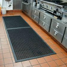 Kitchen Floor Mats Commercial Rubber Flooring For Restaurants Gurus Floor With