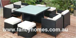wicker outdoor furniture setting programare club