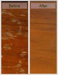 How To Remove Wood Stains by Bleaching To Lighten Wood U0026 Remove Stain Tutorial Crafts