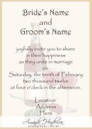 wedding invitations wording wedding invitation wording sles 21st bridal world wedding