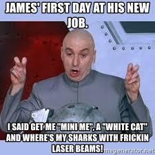 New Job Meme - first day at new job meme lekton info