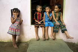 philippines traditional clothing for kids the mansaka of compostela valley travel photographer jacob maentz