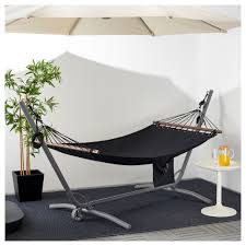 fredön hammock black ikea