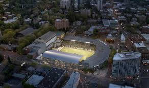 providence park expansion approved images next portland