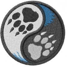 wolf paw prints embroidery designs machine embroidery designs at
