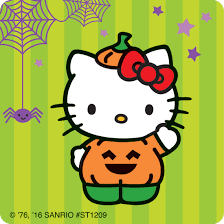 hello kitty halloween stickers character stickers from smilemakers