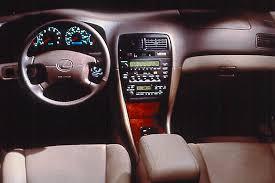 2001 lexus es300 specs 1997 01 lexus es 300 consumer guide auto