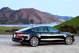 audi ah 2012 audi a7 fastback to the future rumble seat by dan neil wsj