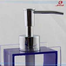 Lucite Bathroom Accessories by China Wholesale Luxury Pump Bottle Hotel Balfour Purple Crystal