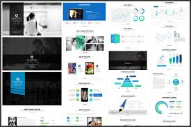 chotts powerpoint template by graphix shiv on envato elements