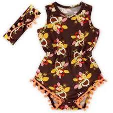 baby turkey thanksgiving s baby 3 romper dress set kids