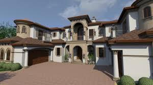 house plans mediterranean plan 31828dn mediterranean house plan filled with luxury