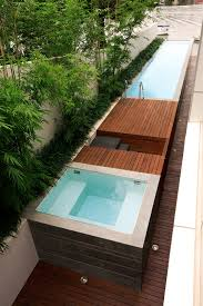 Small Backyard With Pool Landscaping Ideas Cheap Above Ground Swimming Pools In Pool Modern With Backyard