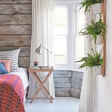 Should Curtains Touch The Floor Bedroom Colour Schemes Ideal Home
