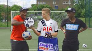 Challenge Ksi The Arsenal Football Challenge Vs Ksi Ft Tobi